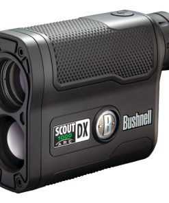 Bushnell(R) 202355 Scout(R) Laser DX ARC Rangefinder (Black)