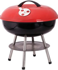 "Brentwood Appliances BB-1401 14"" Portable Charcoal BBQ Grill"
