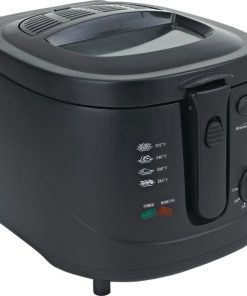Brentwood Appliances DF-725 2.5 Liter Deep Fryer (Black)