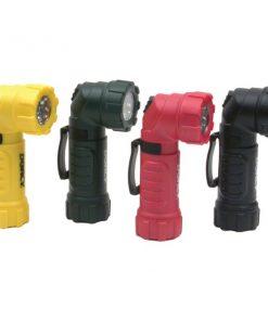Dorcy(R) 41-4235 28-Lumen 9-LED Flashlight with Angle Head
