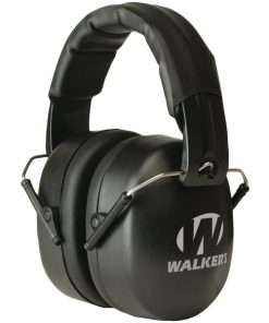 Walker's Game Ear(R) GWP-EXFM3 EXT Folding Range Muff