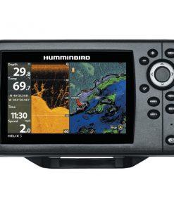 Humminbird(R) 410220-1 HELIX(R) 5 CHIRP DI GPS G2 Fishfinder