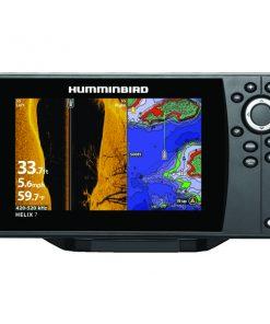 Humminbird(R) 410340-1NAV HELIX(R) 7 CHIRP SI GPS G2N Fishfinder with Navionics(R)