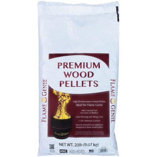 FlameGenie(TM) FG-P20 Wood Pellets