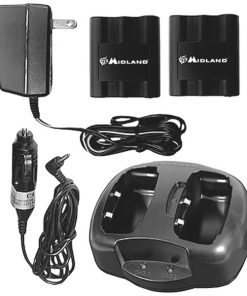 Midland(R) AVP6 2-Way Radio Accessory (Charger Package for LXT Series)