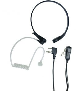 Midland(R) AVPH8 2-Way Radio Accessory (Acoustic Throat Microphone for GMRS Radios with PTT/VOX Compartment)