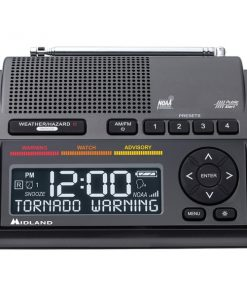 Midland(R) WR400 Deluxe NOAA(R) Weather Radio
