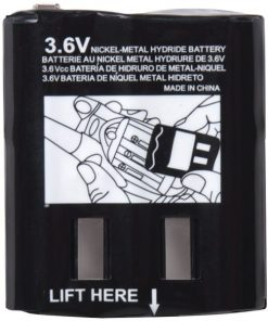 Motorola(R) 1532 2-Way Radio Accessory (NiMH Rechargeable High Capacity Battery 1