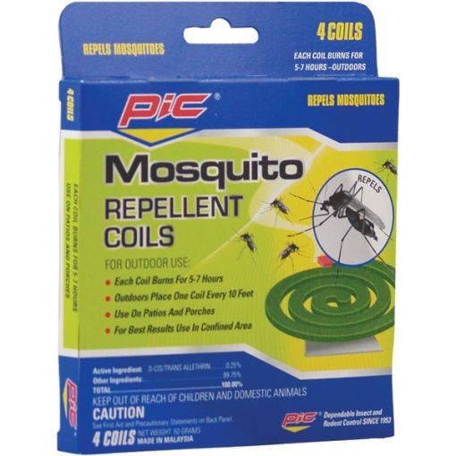 PIC(R) C412 Mosquito Repellent Coils
