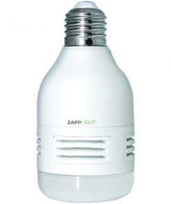 Zapplight(R) LED-ZAPP-RR LED Light Bulb & Sonic Rodent Repeller