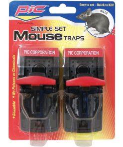 PIC(R) PMT-2 Simple Mouse Trap