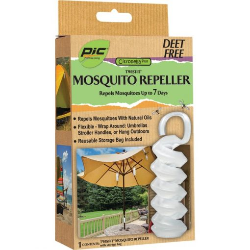 PIC(R) TWISTIT Twist It Mosquito Repeller