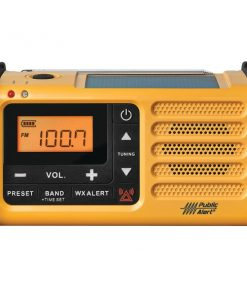 Emergency Crank Radios