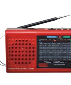 9 Band Bluetooth Radios