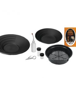 Stansport(TM) 602 Yukon Gold Prospecting Kit