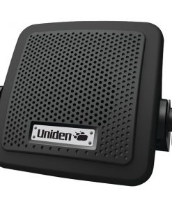 Uniden(R) BC7 Accessory CB/Scanner Speaker