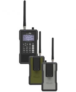 Whistler(R) TRX-1 Handheld DMR/MotoTRBO(TM) Digital Trunking Scanner
