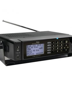 Whistler(R) TRX-2 Desktop DMR/MotoTRBO(TM) Digital Trunking Scanner
