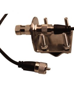 Browning(R) BR-MM-18 Mirror-Mount Kit with CB Antenna Coaxial Cable