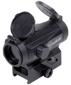 Firefield(R) FF26029 Impulse 1 x 22mm Compact Red Dot Sight with Red Laser